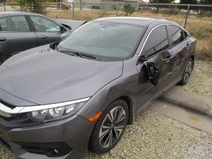 Majumder - 2016 Honda Civic - Before