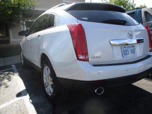 Morgan - 2011 Cadillac SRS - After