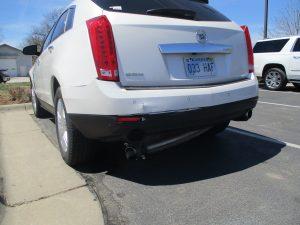 Morgan - 2011 Cadillac SRS - Before