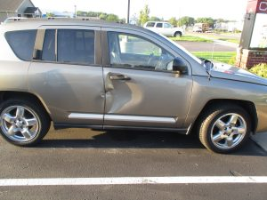 Mullen - 2007 Jeep Compass - Before