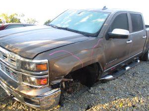 Nichols - 2015 Chevrolet Silverado - Before