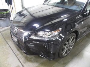 Otis - 2015 Lexus GS 350 - After