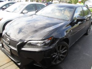 Otis - 2015 Lexus GS 350 - Before