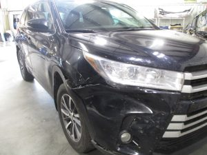 Packard - 2017 Toyota Highlander - Before