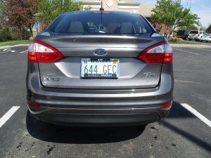 Parsons - 2014 Ford Fiesta - After