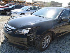 Stephens - 2012 Honda Accord - Before