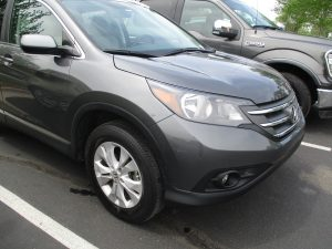 Todd - 2014 Honda CRV - After