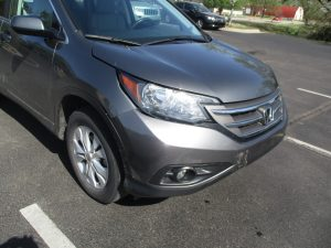 Todd - 2014 Honda CRV - Before