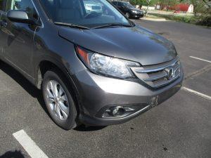 Todd - 2014 Honda CRV - Before