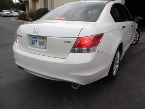 Walker - 2008 Honda Accord - After