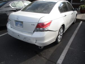 Walker - 2008 Honda Accord - Before