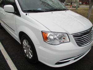 Webb - 2015 Chrysler T&C - After