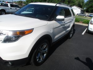 Wiedenmann - 2013 Ford Explorer - After