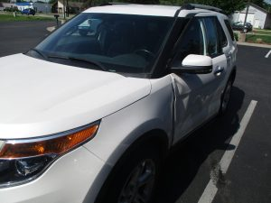 Wiedenmann - 2013 Ford Explorer - Before