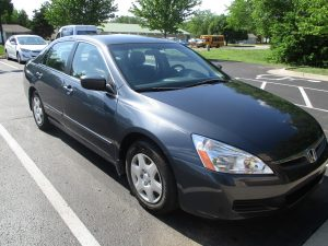 Winters - 2007 Honda Accord - After