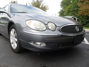 Wolf - 2005 Buick Lacrosse - After