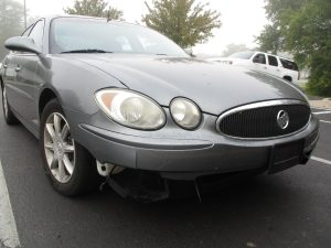 Wolf - 2005 Buick Lacrosse - Before