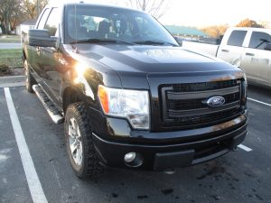 Wood - 2013 Ford F-150 - AFter