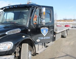 Collision Center of Andover towing service